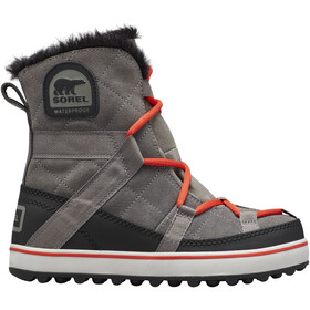 Sorel Glacy Expl**** Shortie Bottes Femme, quarry